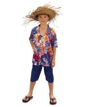 hawajski chłopiec
