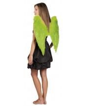 skrzydła anioła gigant zielone 65 x 65 cm