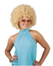 afro gigant blond